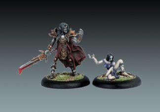 Lord Vyros Iosan Eldritch & Sythyss Servant 1