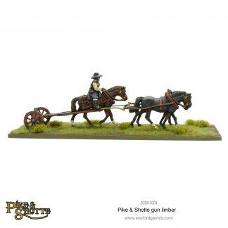 Pike & Shotte gun limber 1
