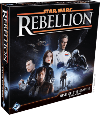 Star Wars Rebellion: Rise of the Empire 1