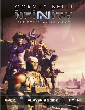 Infinity RPG Player's Guide 1