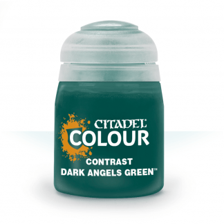 Contrast: Dark Angels Green 1
