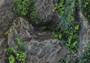 Rocky Outcrop: 80mm Round Base (1) 1