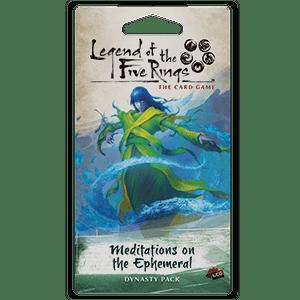 L5R: Meditations on the Ephemeral 1