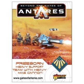 Freeborn Heavy Mag Cannon 1