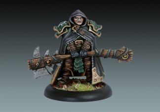 Potent Bradigus Thorle, Blackclad Druid 1