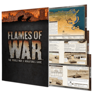 Flames of War Rulebook (Late War Edition) 1