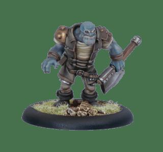 Grindak Bloodbreath, Trolkin Adventurer 1