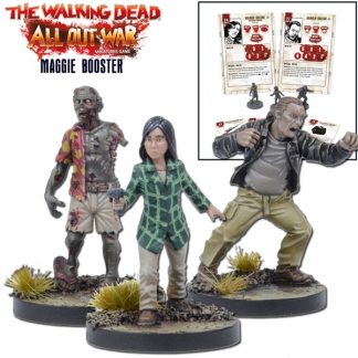 The Walking Dead: Maggie Booster 1