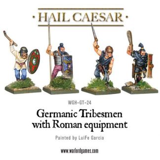 Germanic Tribesman (Roman Equipment) 1