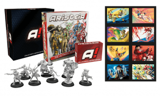 Aristeia! Core Box (Collector's Limited Edition) 1