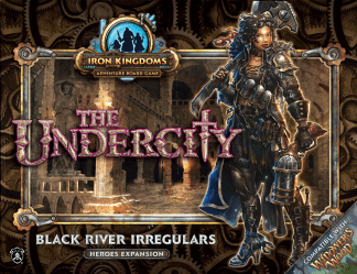 Undercity: Black River Irregulars 1