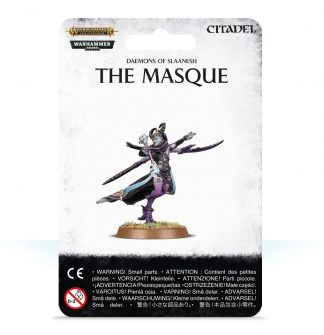 Daemons of Slaanesh, The Masque 1