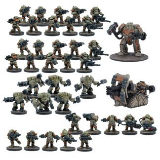 Forge Father Starter Force 1