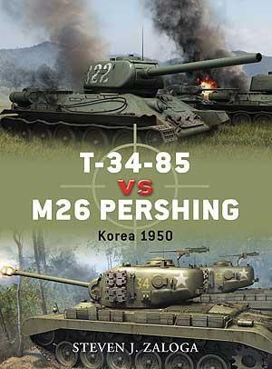 T-34/85 vs M26 Pershing 1