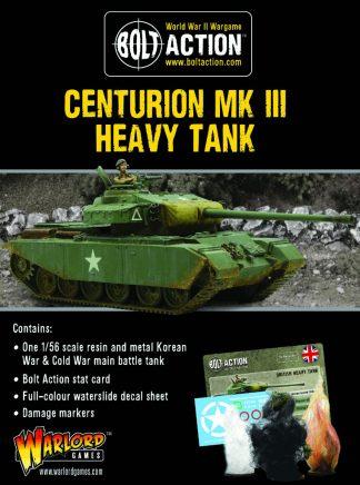 British Centurion Mk III 1