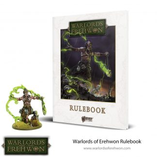 Warlords of Erehwon Rulebook 1