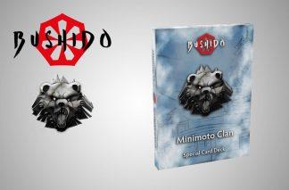 Minimoto Clan - Special Card Deck 1