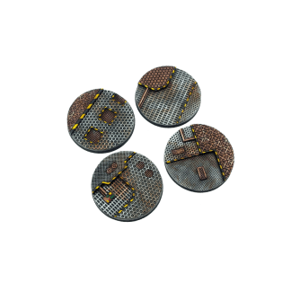 Tech Bases, Round 55mm (1) 1