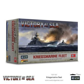Victory at Sea: Kriegsmarine Fleet 1