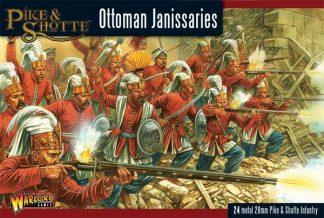 Ottoman Janissaries 1
