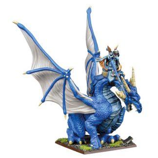 Basilean High Paladin on Dragon 1
