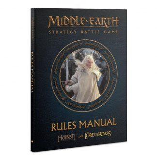 Middle-Earth Strategy Battle Games Rules Manual 1