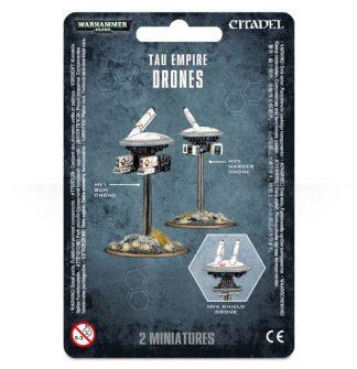 T'au Empire Tactical Drones 1