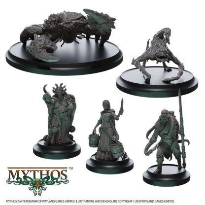Mythos: Early Release Bundle 4