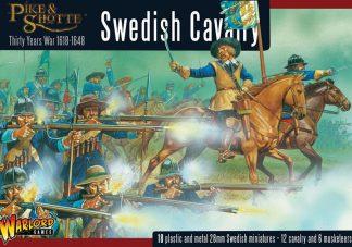 Swedish Cavalry 1
