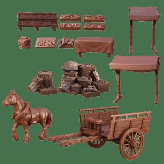 Terrain Crate: Market 1