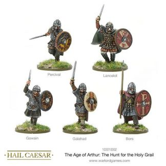 The Age of Arthur: The Hunt for the Holy Grail 1