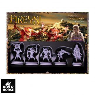 Labyrinth: Fireys! Expansion 1