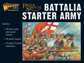 Pike & Shotte Starter Battalia 1