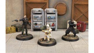 Fallout: Wasteland Warfare - Institute: Covert Operatives 1