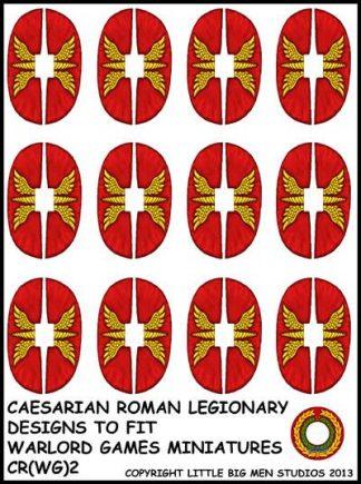 Caesarian Roman shield design 2 1
