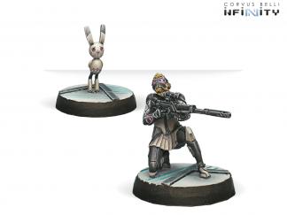 Aleph Atalanta, Agema's NCO & Spotbot 1