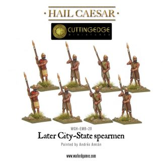 Later City-State spearmen 1
