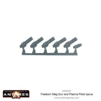 Freeborn Mag Gun & Plasma Pistol Sprue 1