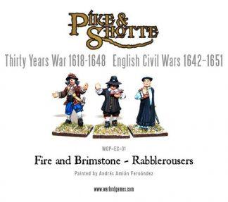 Fire & Brimstone Rabblerousers 1