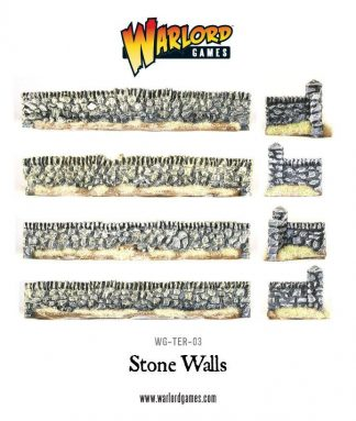 Rorke's Drift Undamaged Stone Walls 1