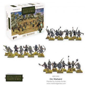 Warlords of Erehwon: Orc Warband 1