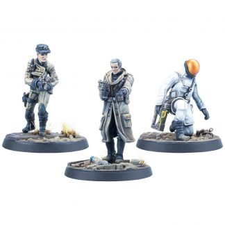 Fallout: Wasteland Warfare Enclave: High Command 1