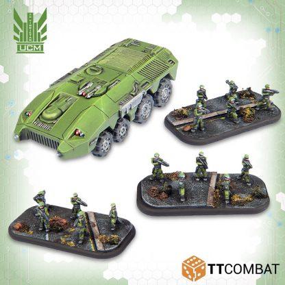 UCM Starter Army (2019) 5