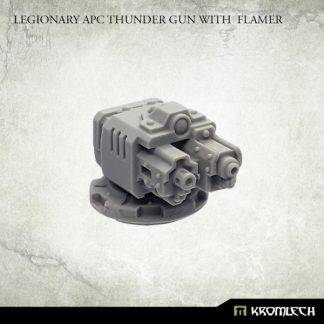 Legionary APC Thunder Gun with Flamer 1