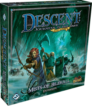 Descent: Mists of Bilehall 1