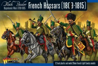 French Hussars 1