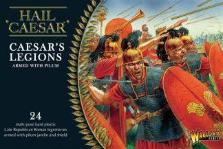 Caesarian Romans with Pilum (24) 1