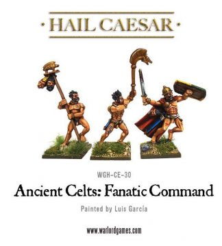 Celt Fanatic Command 1