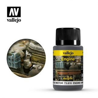 Weathering Effects 40ml - Engine Grime 1