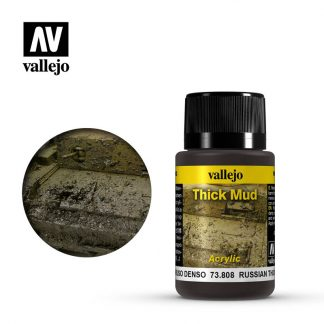 Weathering Effects 40ml - Russian Thick Mud 1